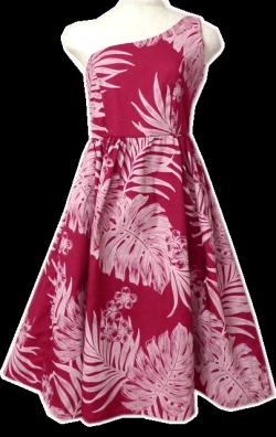 フラダンス ドレス